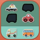 Car And Motorcycle Shadows Games for kids icon