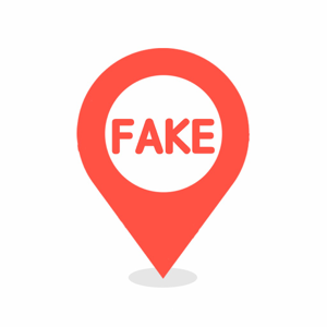Fake location - change your location&address Reference app