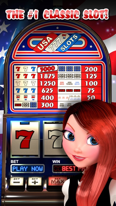 USA Slots - American 777 Free Slot screenshot three