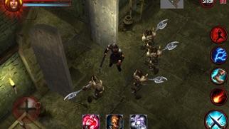 Dungeon and Demons Offline RPGCaptura de pantalla de3