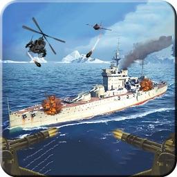 New Navy warship Combat Pro