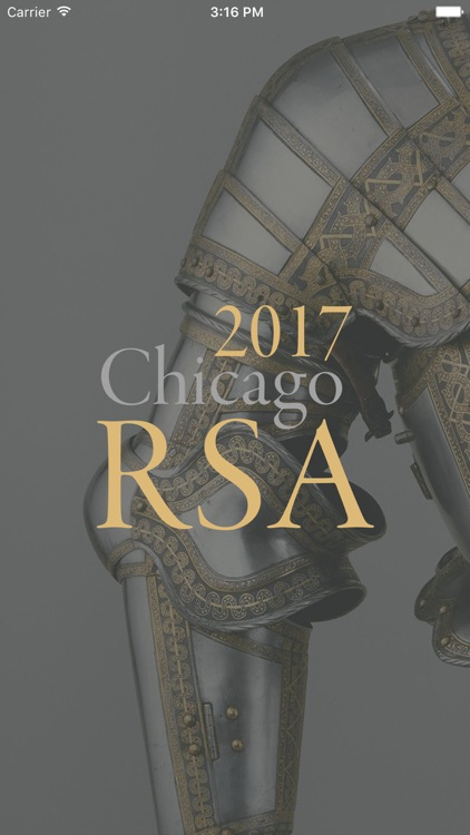 The RSA 63rd Annual Meeting