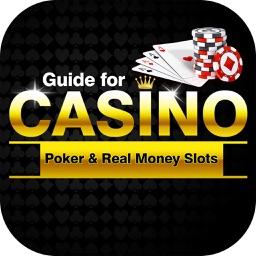 Guide for Online Casino, Poker & Real Money Slots