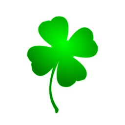 St Patrick's Day Stickers - Clover