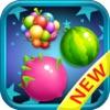 Fruit candy magic match 3 games