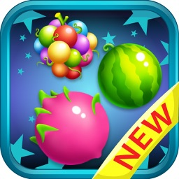 Fruit candy magic match 3 games