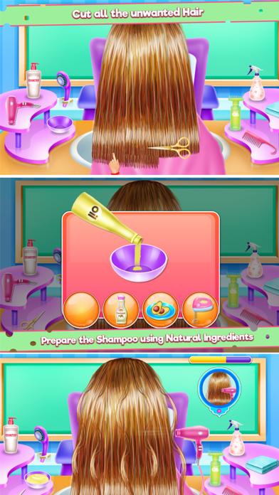 Baby Girl Braided Hairstyles Screenshot