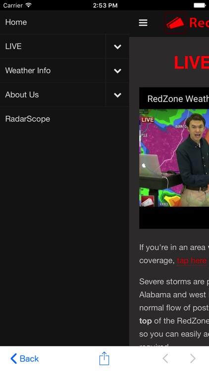 RedZone Weather