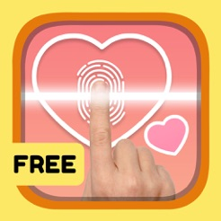 Love Scanner: Personal Valentine Fingerprint Cards 4+