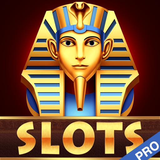 Pharaohs Slots Machine Pro Edition icon