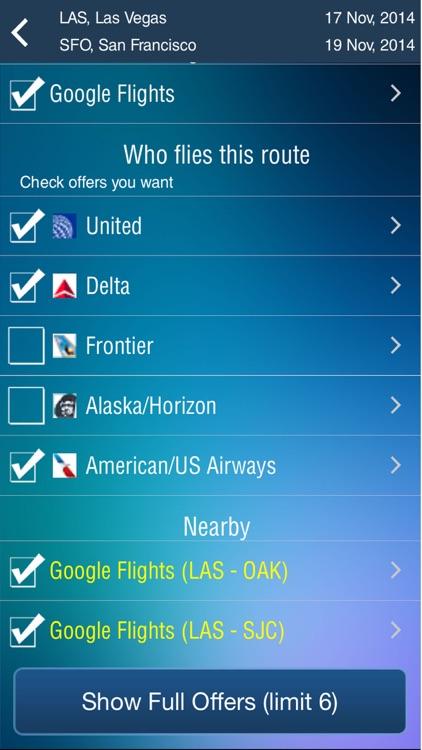 Las Vegas Airport Pro (LAS) + Flight Tracker screenshot-3