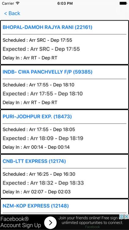 PNR Status & Train Enquiry screenshot-4