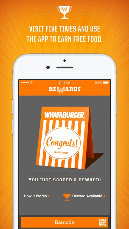 Whataburger screenshot-1