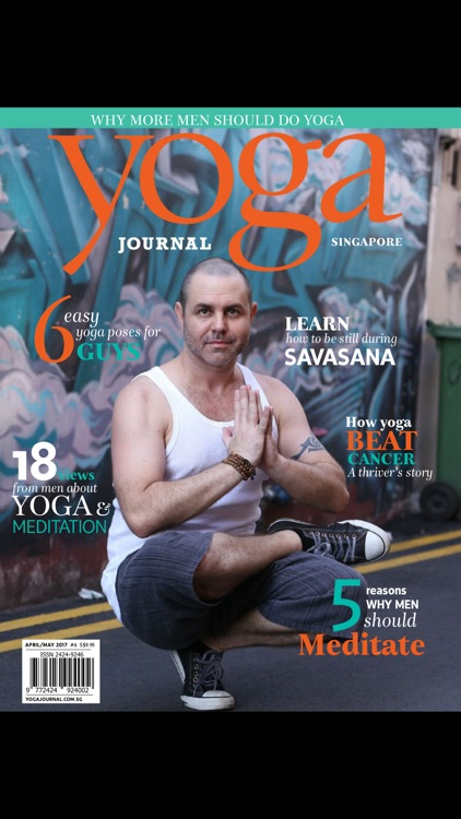 Yoga Journal Singapore Magazine screenshot-0