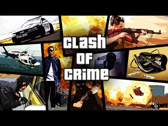 Clash of Crime Mad City для iPad