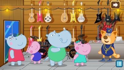 Rockstar: Baby Band screenshot one