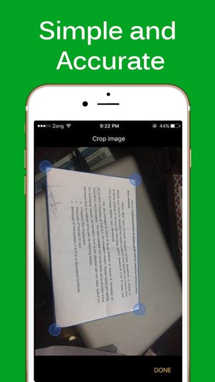 PDF Scanner - Scan Documents & Receipt