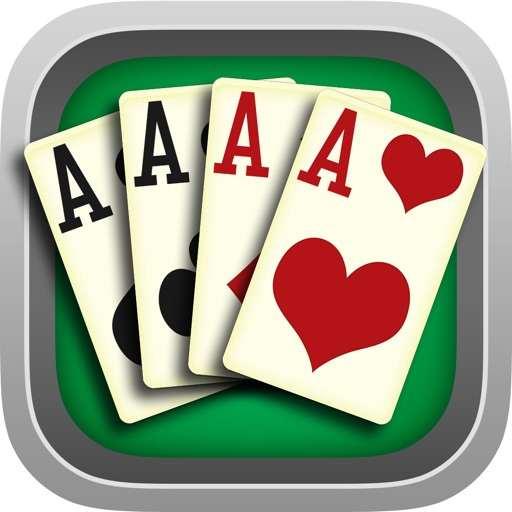 Solitaire Ace King - Vegas Slot Card Challenge icon