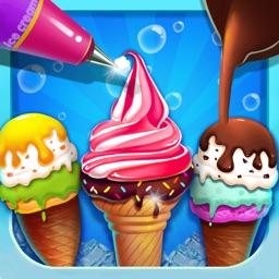 Ice Cream Master - Cooking Fever