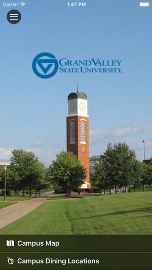 Gvsu Grand Rapids Campus Map.Mygv On The App Store