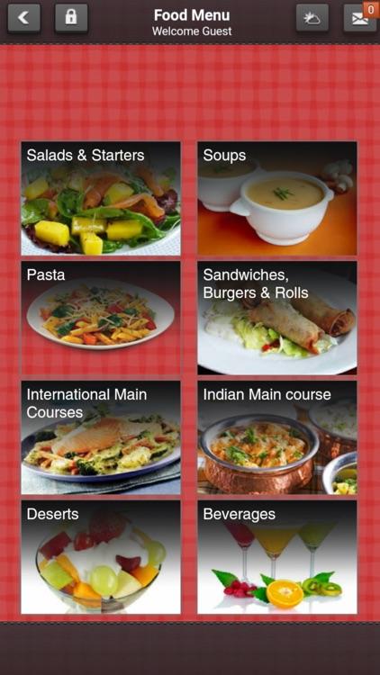 Blynk Restaurant screenshot-3