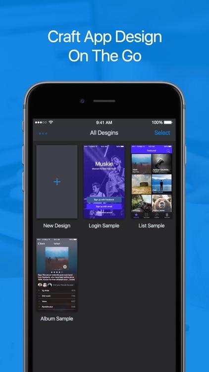 Inspr Pro - Mock-up app designs and prototype screenshot-0