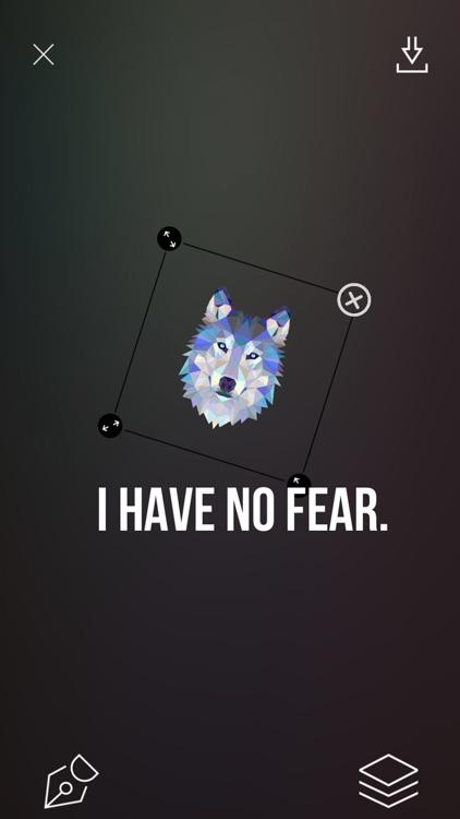 Avataria - Animal totem motivational creator screenshot-4