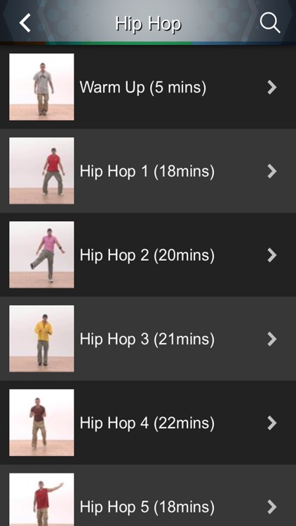 Spin Cycling Class Videos screenshot-3