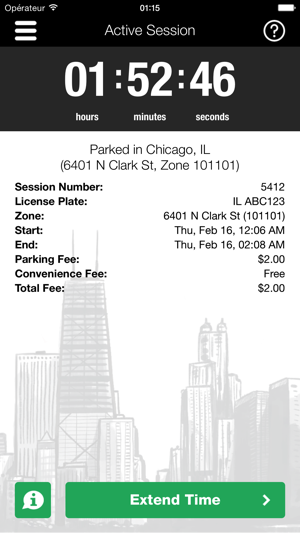 Free Parking Chicago Map.Parkchicago On The App Store