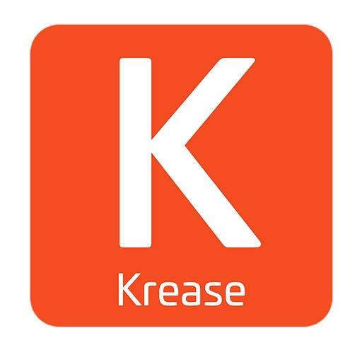 Krease app logo