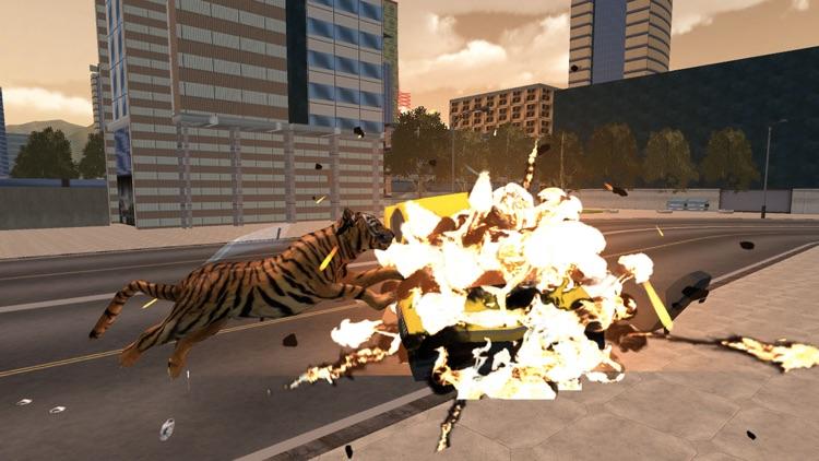 Ultimate Tiger Rampage screenshot-4