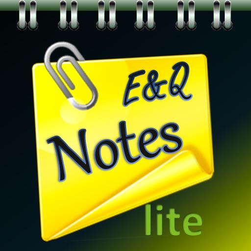 E&Q Notes lite