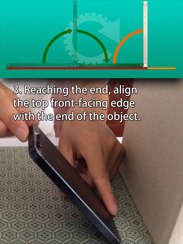 Rolling Ruler - Measure Length Easily Screenshot