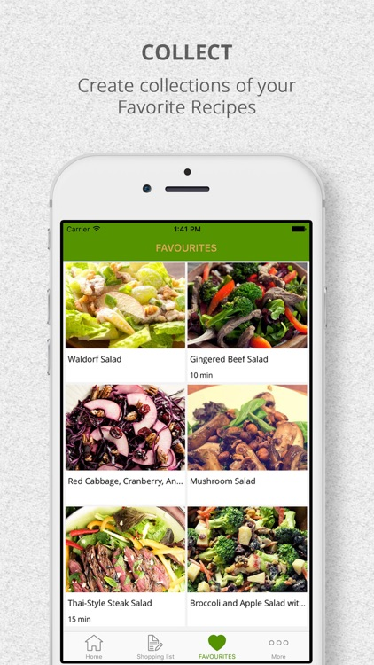 Caveman Diet Recipes | Paleo Recipes & Meal Plan screenshot-3