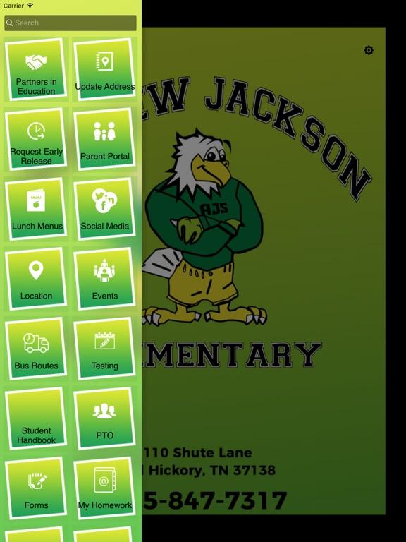 Andrew Jackson Elementary School App Price Drops