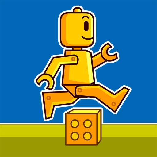 积木冒险儿童游戏-儿童游戏3岁-6岁