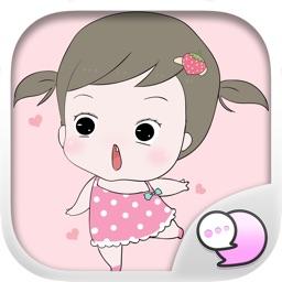 Jeejee Funlam Stickers Emoji Keyboard By ChatStick