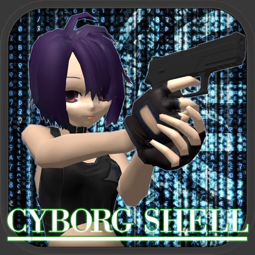 Cyborg Shell Runner in the Ghost Adventure