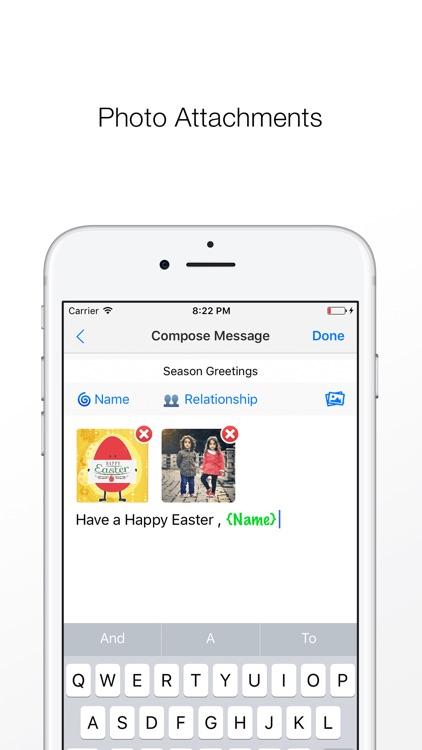 Reach: Mass Text, Email Blast screenshot-3