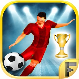Football Star Pro Runner Shoot 3D