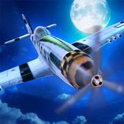 王者的天空之英雄飞机火线荣耀大战