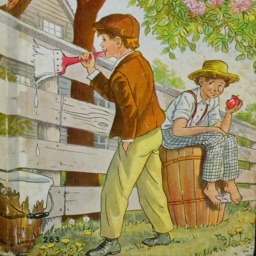 The Adventures of Tom Sawyer - sync transcript
