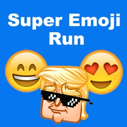 Super Emoji Run-Make Emojis Great Again