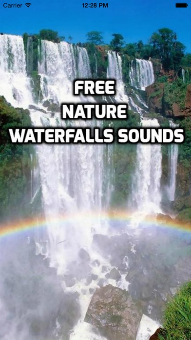 Relax Waterfall Sounds for sleep screenshot one