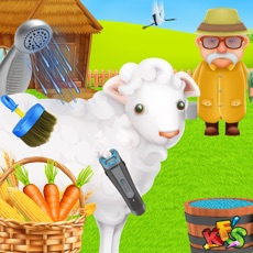 Activities of Baby Sheep Care – Virtual Pet Game