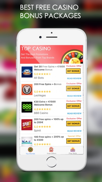 Gambling Tips - Mobile Casino Bonuses