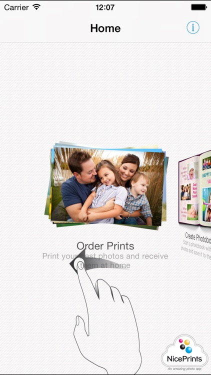 NicePrints: Print your photos