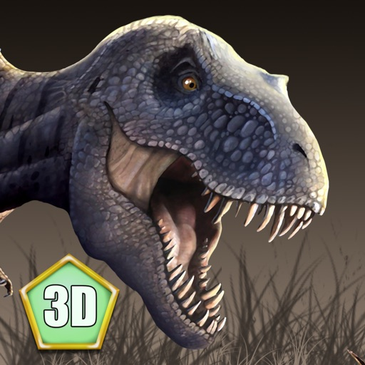 T-rex Simulator 3D - Survival adventures