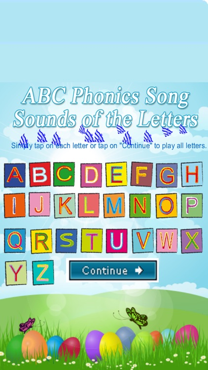 learn letters and phonics sound with alphabet song by sirinthip