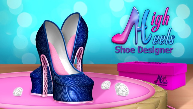 The Store Shoe High Heels DesignerFashion s On Game App Shoes HeE2WYDIb9
